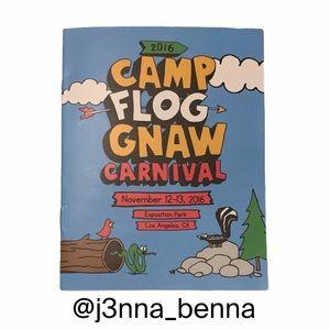 Camp Flog Gnaw 2016 Booklet